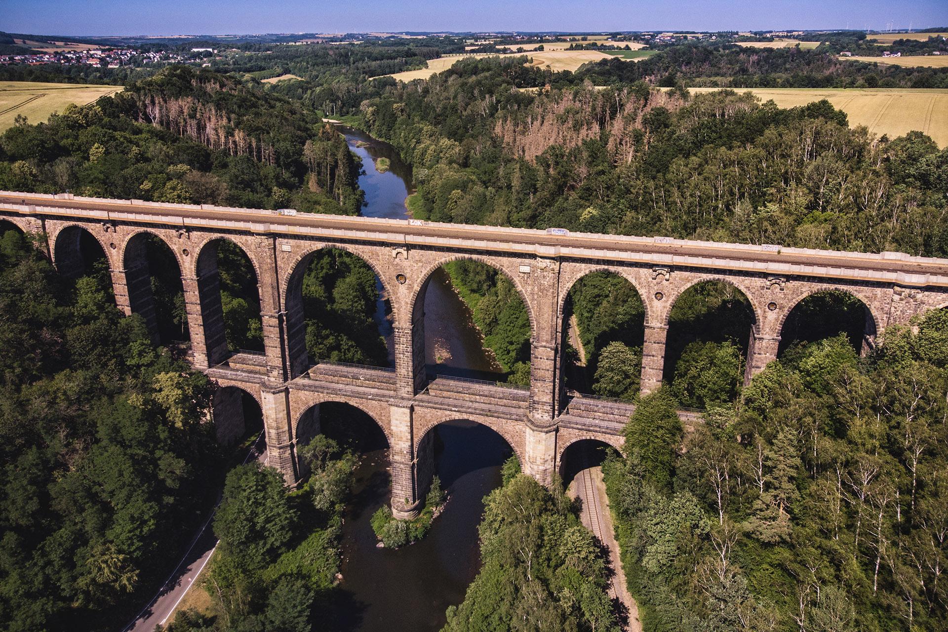 Göhrener Viadukt