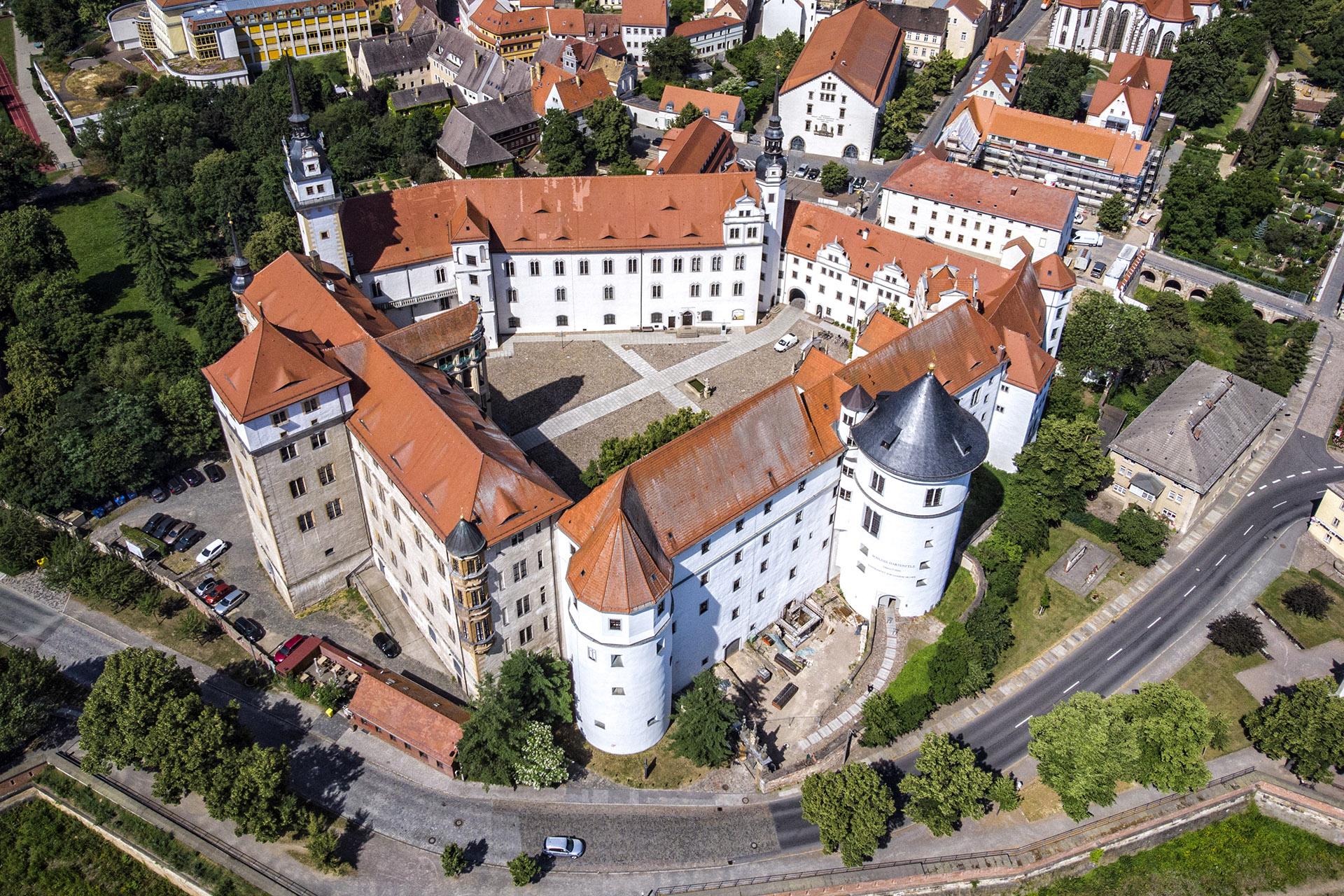 Schloss Hartenstein, Torgau