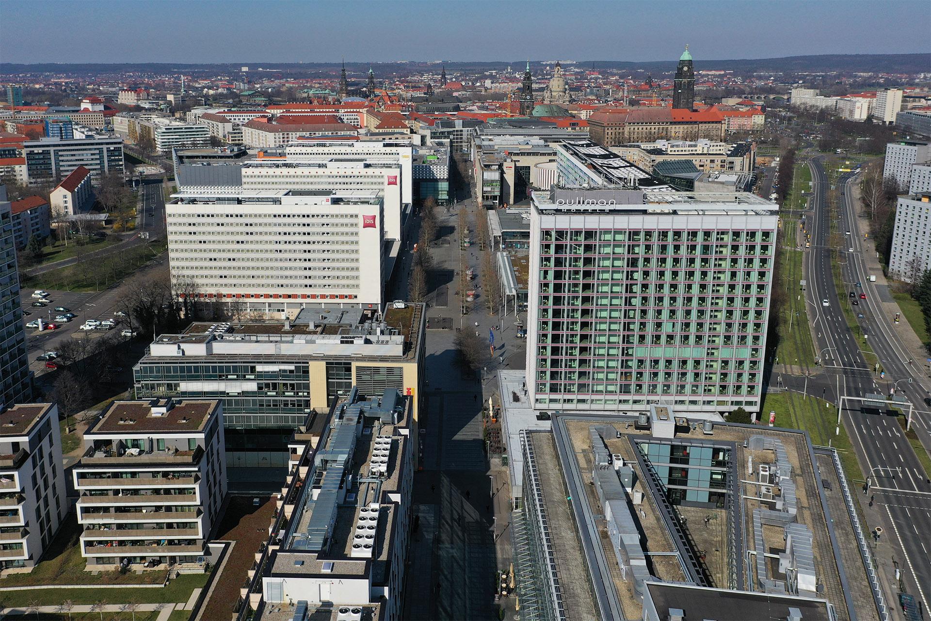Dresden - Prager Straße