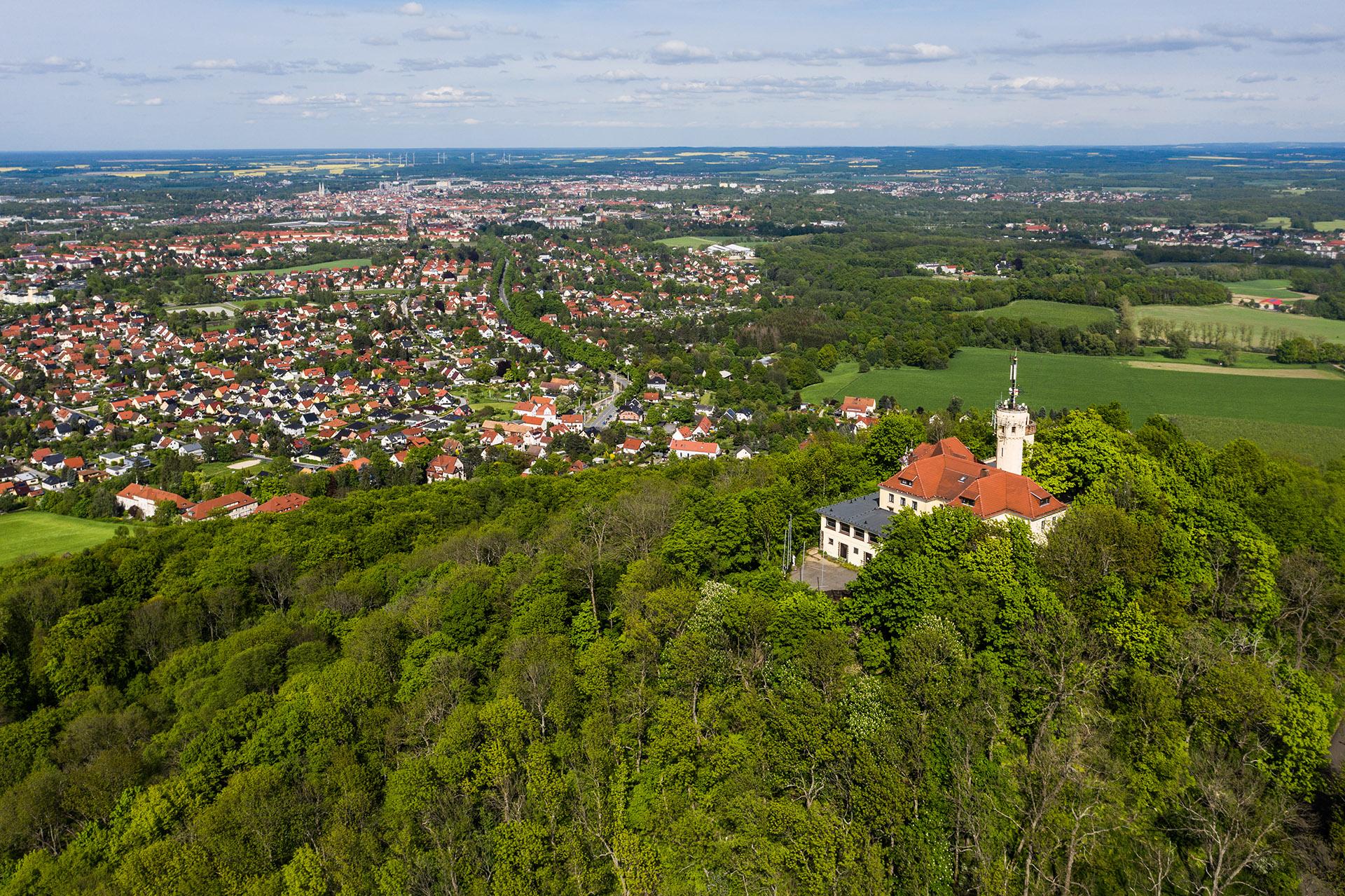 Görlitz - Landeskrone